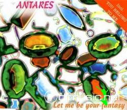Antares - Let Me Be Your Fantasy & You Belong To Me (Maxi-CD) 1996