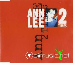 Ann Lee - 2 Times (Maxi-CD) 1998