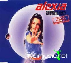 Alexia - Summer Is Crazy (Remix) (Maxi-CD) 1996