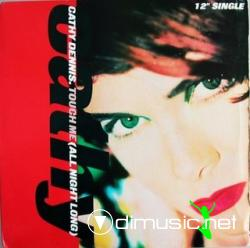 Cathy Dennis - Touch Me (All Night Long) (Maxi-Vinyl) 1991