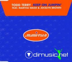 Todd Terry Feat. Martha Wash & Jocelyn Brown - Keep On Jumpin' (Maxi-CD) 1996