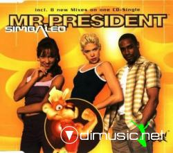 Mr. President - Simbaleo (Maxi-CD) 1999