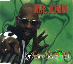 Mr. John - Take Me Away (Maxi-CD) 1998