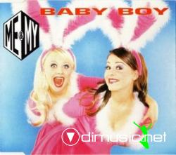 Me & My - Baby Boy (Maxi-CD) 1995