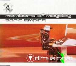 Members Of Mayday - Sonic Empire (Maxi-CD) 1997