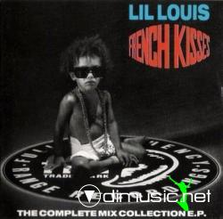 Lil Louis - French Kisses (The Complete Mix Collection E.P.) (Maxi-CD) 1989