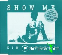 Kim Sanders - Show Me (Remixes) (Maxi-CD) 1993