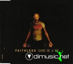 Faithless - God Is A DJ (Maxi-CD) 1998