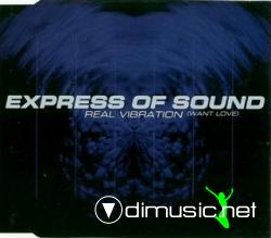 Express Of Sound - Real Vibration (Maxi-Cd) 1996