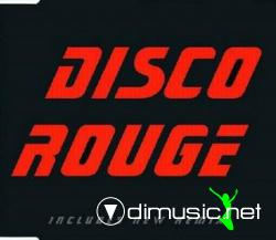 Disco Rouge - Disco Rouge (Maxi-CD) 1997