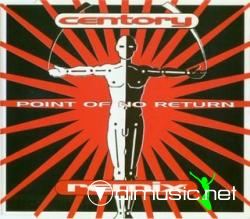 Centory - Point Of No Return (Remix) (Maxi-CD) 1994