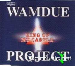 Wamdue Project - King Of My Castle (Maxi-CD) 1999