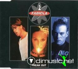 2 Fabiola - Freak Out (Maxi-CD) 1997