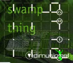The Grid - Swamp Thing (Maxi-CD) 1994