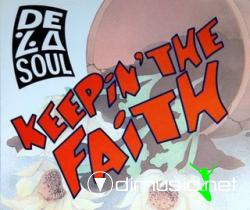 De La Soul - Keepin' The Faith (Maxi-Vinyl) 1991