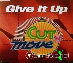 Cut 'N' Move - Give It Up (Maxi-CD) 1993