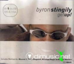 Byron Stingily - Get Up! (Maxi-CD) 1997