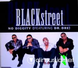 Blackstreet Feat. Dr. Dre - No Diggity (Maxi-CD) 1996