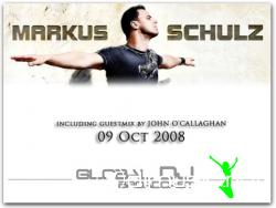 Global DJ Broadcast - Markus Schulz 09 Oct 2008