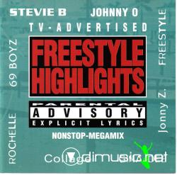 FreeStyle - Highlights Nonstop Megamix Vol.1