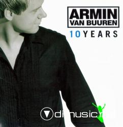 Armin Van Buuren - 10 years CDRip