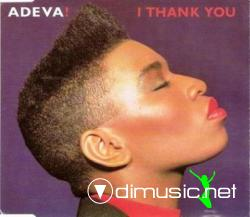 Adeva - I Thank You (Maxi-CD) 1989