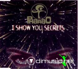 Pharao - I Show You Secrets (Maxi-CD) 1994
