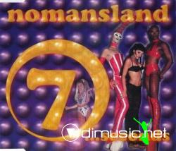 Nomansland - Seven Seconds (Maxi-CD) 1996