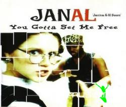 Janal - You Gotta Set Me Free (Maxi-CD) 1994