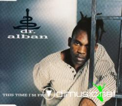 Dr. Alban - This Time Im Free (Maxi-CD) 1995