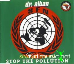 Dr. Alban - Sing Shi-Wo-Wo (Stop The Pollution) (Maxi-CD) 1994