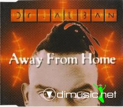 Dr. Alban - Away From Home (Maxi-CD) 1994