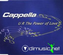 Cappella - U R The Power Of Love (Maxi-CD) 1998