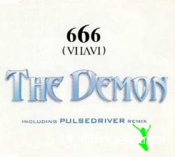 666 - The Demon (Maxi-CD) 1999