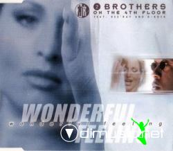2 Brothers On The 4th Floor - Wonderful Feeling (Maxi-CD) 2000