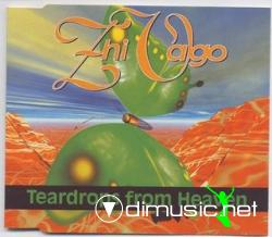 Zhi-Vago - Teardrops From Heaven (Maxi-CD) 1997