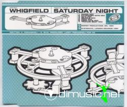 Whigfield - Saturday Night (Maxi-CD) 1994