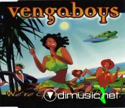 Vengaboys - We're Going To Ibiza! (Maxi-CD) 1999