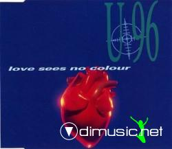 U96 - Love Sees No Colour (Maxi-CD) 1993