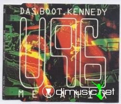 U96 - Das Boot & Kennedy (Megamix) (Maxi-CD) 1992