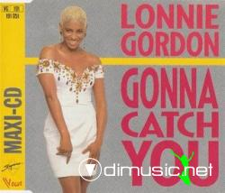Lonnie Gordon - Gonna Catch You (Maxi-CD) 1991