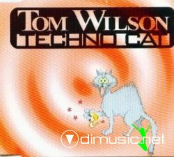 Tom Wilson - Techno Cat (Maxi-CD) 1995