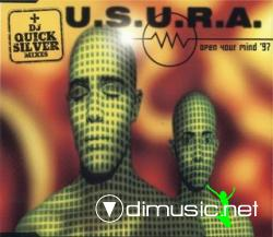 U.S.U.R.A. - Open Your Mind '97 (Maxi-CD) 1997