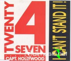 Twenty 4 Seven - I Can't Stand It ! (Maxi-CD) 1990