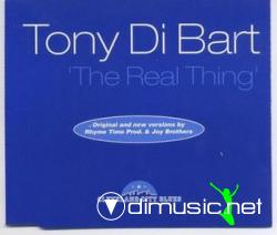 Tony Di Bart - The Real Thing (Maxi-CD) 1993