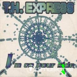 TH Express - (I'm) On Your Side (Maxi-CD) 1994