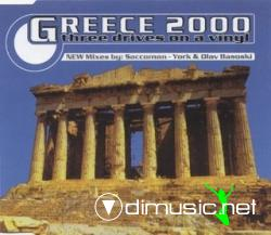 Three Drives - Greece 2000 (Remix) (Maxi-CD) 1998