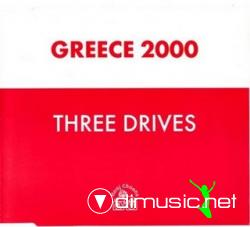 Three Drives - Greece 2000 (Maxi-CD) 1998