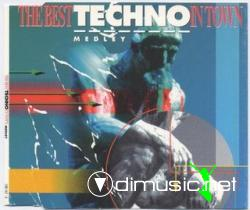The Best Techno In Town - Medley (Maxi-CD) 1991