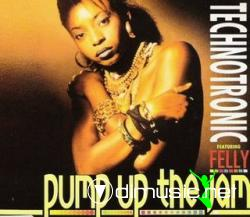 Technotronic - Pump Up The Jam (Maxi-CD) 1989